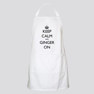 keep ginger crown Apron