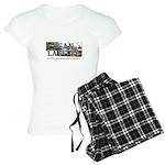 ABH Jean Lafitte NHP Women's Light Pajamas