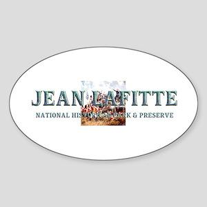 ABH Jean Lafitte NHP Sticker (Oval)