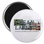 ABH Jean Lafitte NHP Magnet