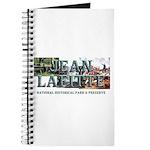 ABH Jean Lafitte NHP Journal