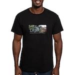 ABH Jean Lafitte NHP Men's Fitted T-Shirt (dark)
