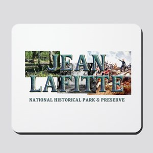 ABH Jean Lafitte NHP Mousepad