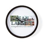 Abh Jean Lafitte Nhp Wall Clock