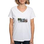 ABH Jean Lafitte NHP Women's V-Neck T-Shirt