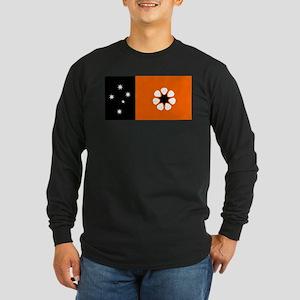Flag of the Northern Territory, Australia Long Sle