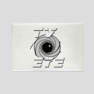 TV eye Magnets