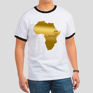 Ethiopia in Amharic T-Shirt