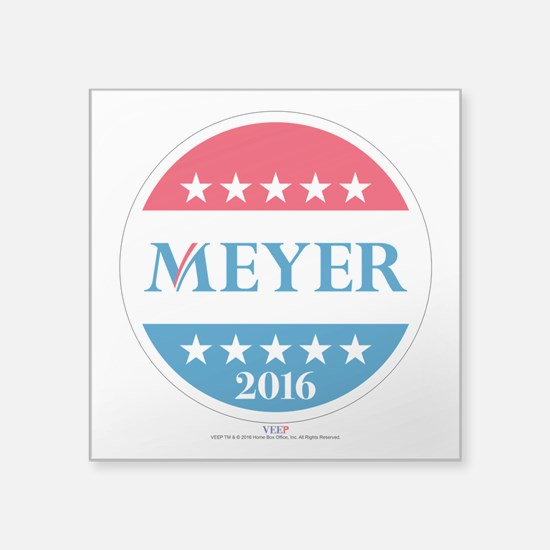 Veep: Meyer 2016 Sticker