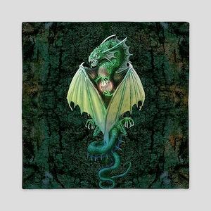 magical dragon Queen Duvet