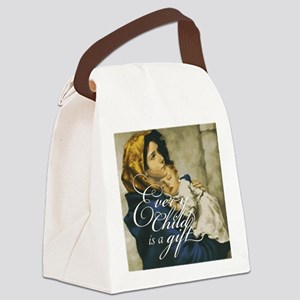 Every Child Canvas Lunch Bag