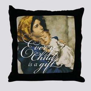 Every Child Throw Pillow