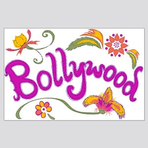 Bollywood Name Large Poster
