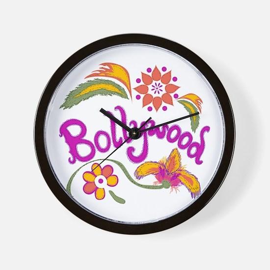 Bollywood Name Wall Clock