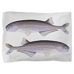 Baby Whale Fish Pillow Sham