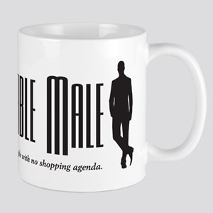 Fashionable Male Mugs
