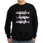 Baby Whale Fish Sweatshirt