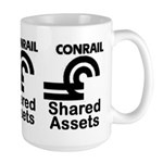 Conrail Shared Assets Large Mug