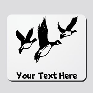 Flying Ducks (Custom) Mousepad