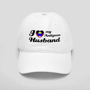 I love my Antiguan Husband Cap