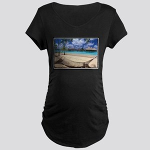 PARADISE Maternity T-Shirt