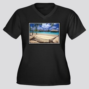 PARADISE Plus Size T-Shirt