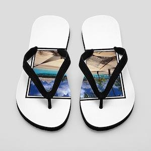 PARADISE Flip Flops