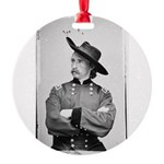 George Armstrong Custer Ornament