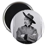 George Armstrong Custer Magnets