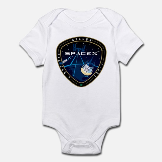 CRS-3 Logo Infant Bodysuit