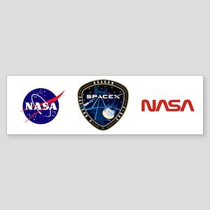 CRS-3 Logo Sticker (Bumper)