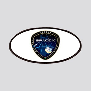 CRS-3 Logo Patch