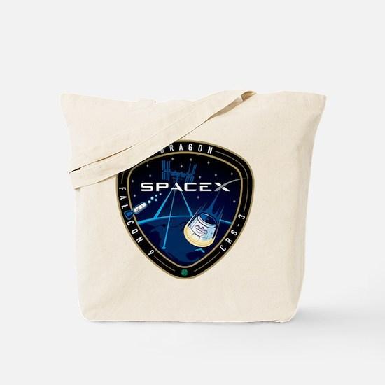 CRS-3 Logo Tote Bag