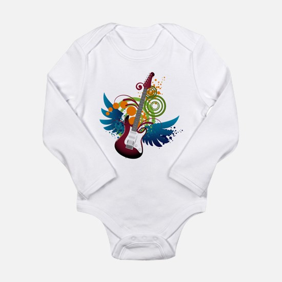 Guitar Fantasy Infant Bodysuit Body Suit