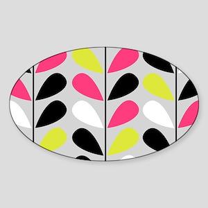 Retro Pattern Sticker