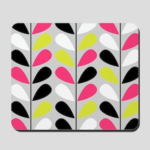 Retro Pattern Mousepad