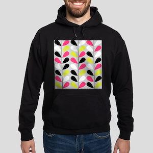 Retro Pattern Hoodie