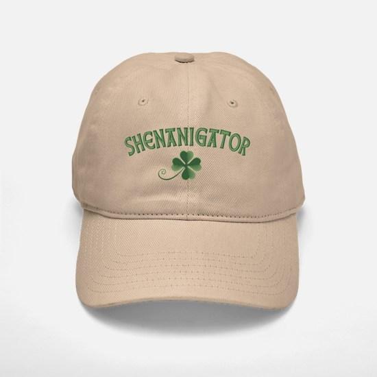 Shenanigator Baseball Baseball Cap