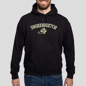 Shenanigator Hoodie (dark)