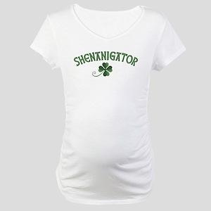Shenanigator Maternity T-Shirt