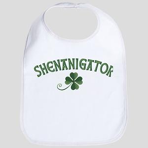 Shenanigator Bib