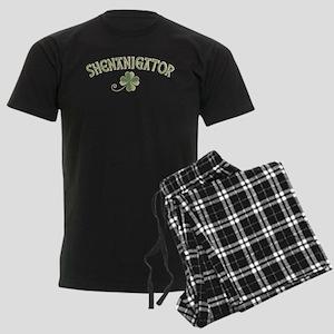 Shenanigator Men's Dark Pajamas