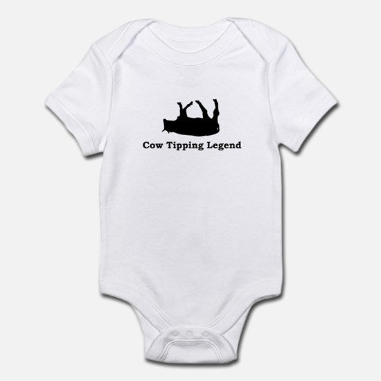 Cow Tipping Legend Infant Bodysuit