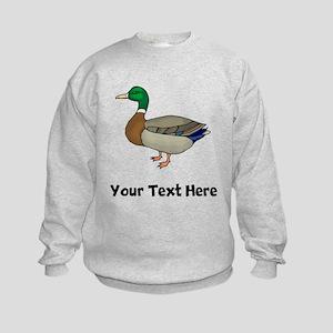 Mallard Duck (Custom) Sweatshirt