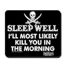 Sleep Well Mousepad
