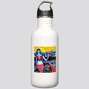 Mermaid Stainless Water Bottle 1.0L