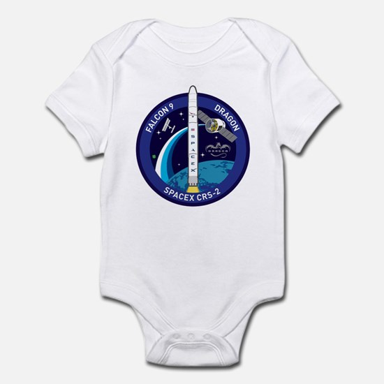 CRS-2 Logo Infant Bodysuit