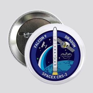 "CRS-2 Logo 2.25"" Button"