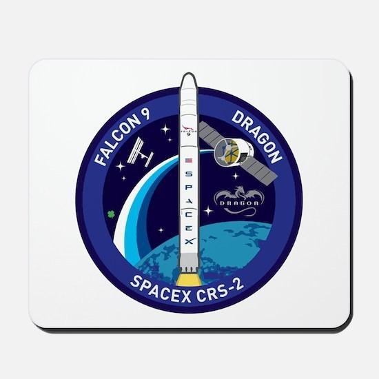 CRS-2 Logo Mousepad