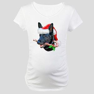 Black Shep Christmas Maternity T-Shirt